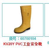 供应广西工业绝缘靴南宁安全水鞋PVC材质,20KV,羿科,安全品牌批发