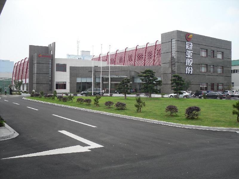 浙江冠亚新材料股份有限公司(制管分公司)