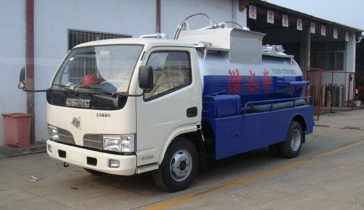 供应东风福瑞卡泔水车图片