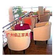 咖啡厅沙发图片/咖啡厅沙发样板图 (2)