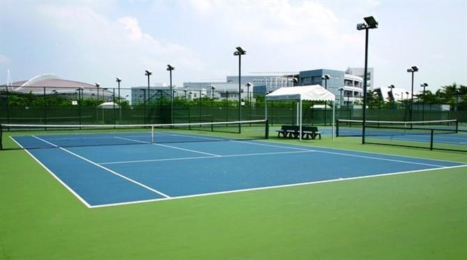 网球场_网球场供应商生产供应武汉室内网球场建设费
