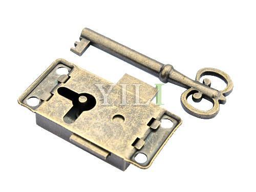供应仿古柜锁