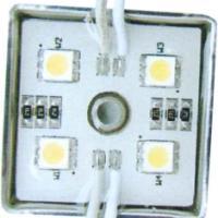 供应5050四灯防水LED贴片模组