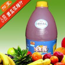 加宜牌6倍-西瓜汁水果浓浆、果味浓浆、咖啡奶茶原料果味糖浆批发图片