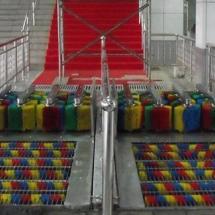 供应矿用擦靴机供应商/不锈钢智能矿用擦靴机