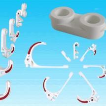 供应直销齐全矿用阻燃电缆挂钩型号/贵州煤矿塑料电缆挂钩