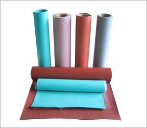 供应散热矽胶布生产