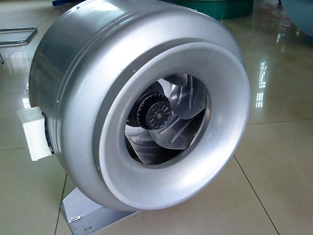 供应圆形管道离心风机图片