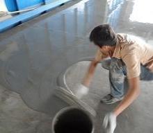 供应地面起砂不平怎么处理、用什么材料找平地面、水泥基自流平材料图片