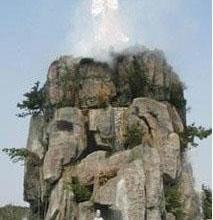 供应旅游景区公园水景造雾雾森景观造雾设备图片