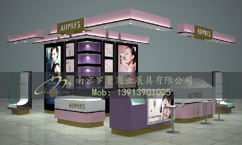 化妆品柜台/合肥化妆品展柜图片图片
