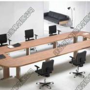 烟台会议桌办公桌各种办公家具图片