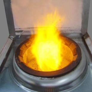 饭店用醇基燃料猛火炉铸铁烧甲醇灶图片