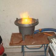 商用醇基炉头甲醇炉头高效节能灶头图片