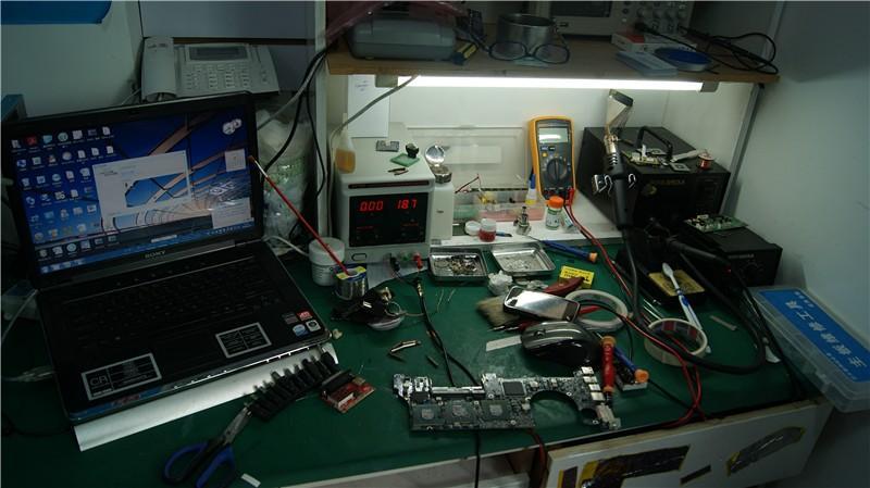 专业苹果笔记本平板电脑维修