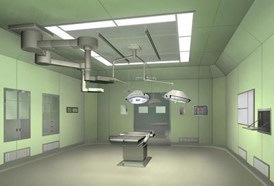 供应无菌骨科手术室,层流骨科手术室