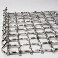 专业生产镀锌冷拔丝轧花网,不锈钢丝编织轧花网16目改拔丝轧花网批发