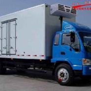 厢式冷藏货车图片