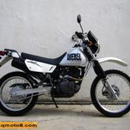 02年铃木小眼200越野摩托车图片