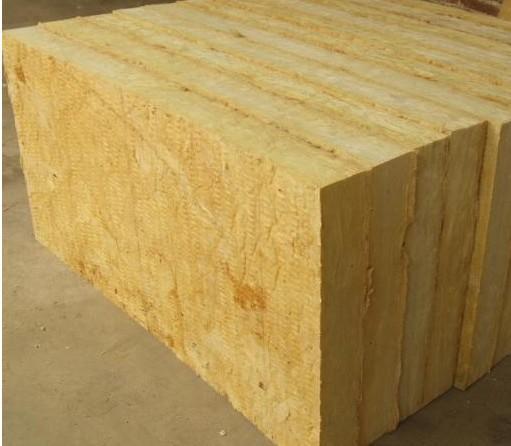 供应保温隔燃吸声材料岩棉板
