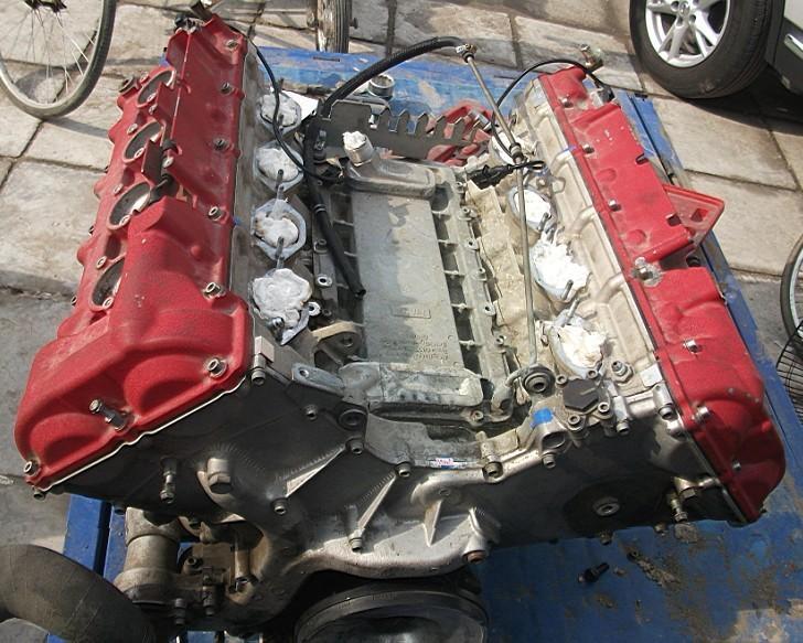 发动机供应商 生产供应玛莎拉蒂发动机 北京市顺达高清图片