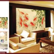 墙纸壁画厂家图片