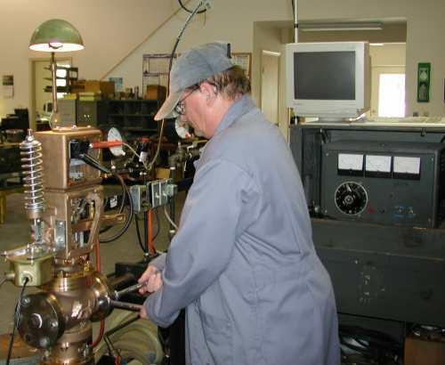 流程图片|流程样板图|r-k主差压阀生产制作流程-武汉