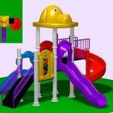 成都儿童滑梯厂家成都儿童滑梯定做