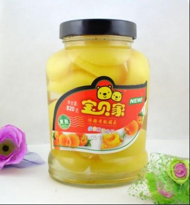 l水果罐头