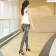 武汉汉正街批发市场牛仔裤批发图片