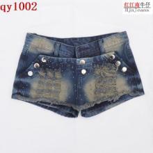 供应女士牛仔短裤,热裤,超短牛仔裤