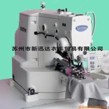 供应兄弟牌BE-438D直接驱动式平缝电脑钉扣机图片