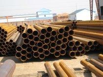 供应河北镀锌热轧钢管厂