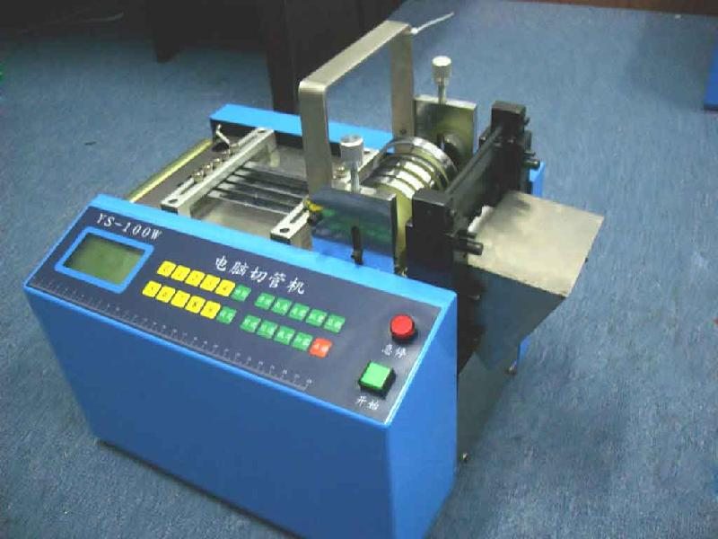 pvc管切管机,电池套裁切机,热缩管切管机国内最专业pvc管切管