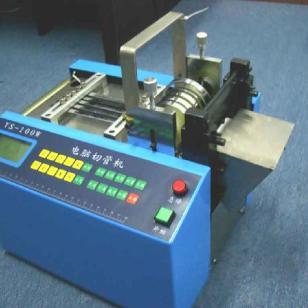 pvc管切管机电池套裁切机图片
