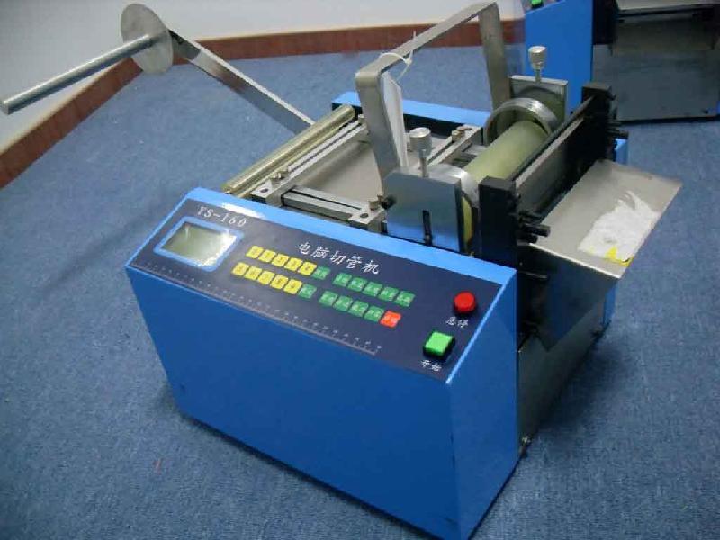 供应黄腊管裁断机铁氟龙管裁管机