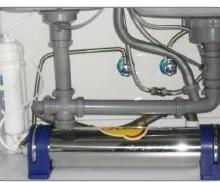 立升家用净水器LH3-8Dd一厨一卫用促销优惠中