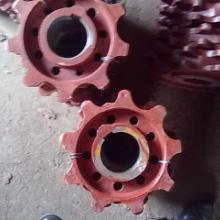 供应九齿链轮链条炉排主动轮九角齿轮铸钢链轮批发