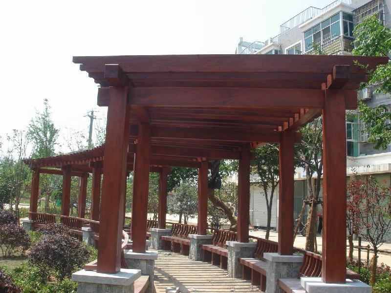 环保防腐木图片/环保防腐木样板图 (4)