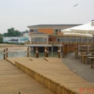 优质防腐木木结构木屋批发苏州中瑞图片
