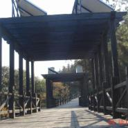 中瑞嘉珩苏州防腐木户外木结构工程图片