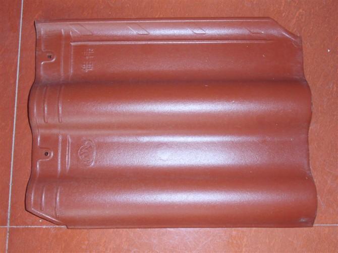 供应彩色琉璃瓦生产厂家