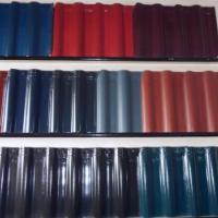 生产江南琉璃瓦13301537880