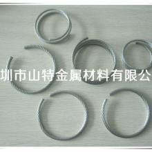 厂家供应钢丝绳手镯 钢丝绳用手镯批发