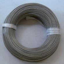 深圳扁形包皮透明钢丝绳-深圳扁形透明包皮钢丝绳