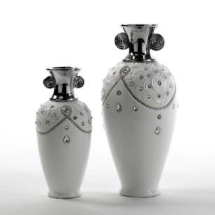 新古典家居装饰品陶瓷工艺品客厅电图片