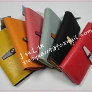 佳琳时尚磁扣韩版长款女士钱包图片