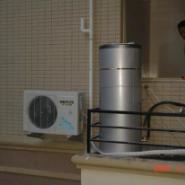 金华家用空气能热水器小区集中供热图片