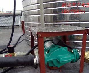 义乌空气源热水器供货商图片
