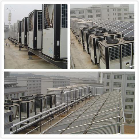 供应空气能热水工程销售热线;空气能热水工程厂家
